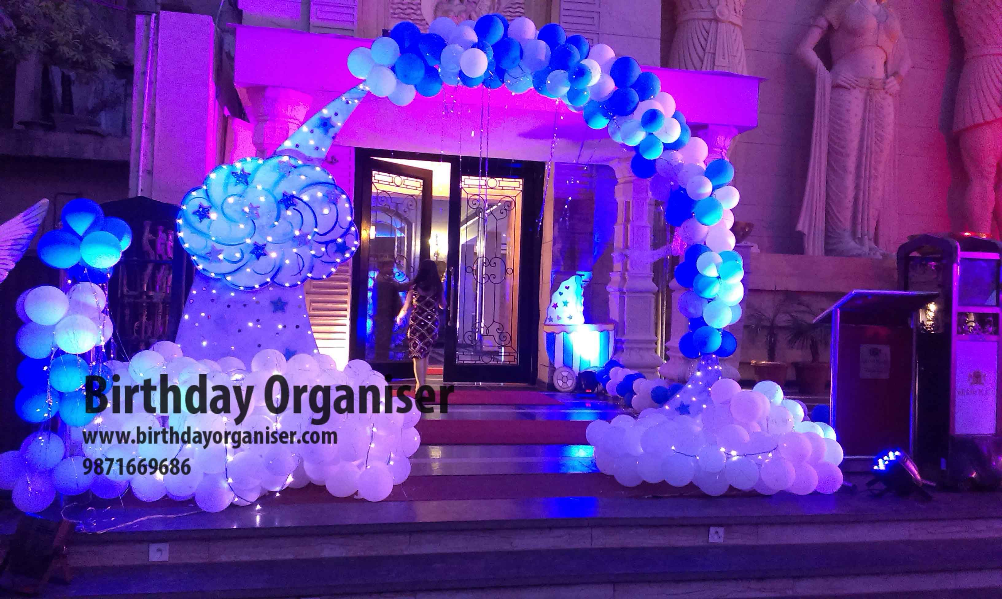 Birthday Party Organizer In Gurugram Delhi