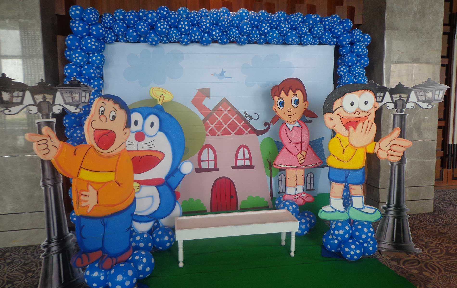 Birthday Party Organiser Birthday Themes Delhi Gurgaon noida