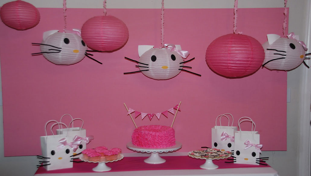 Hello Kitty Theme Party | Hello Kitty Birthday Theme