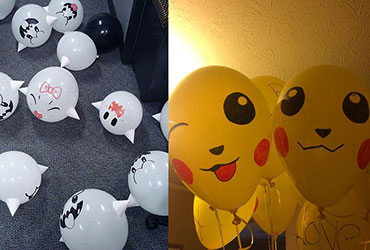 Pokemon Theme party in Delhi, Gurgaon, Noida, and Faridabad