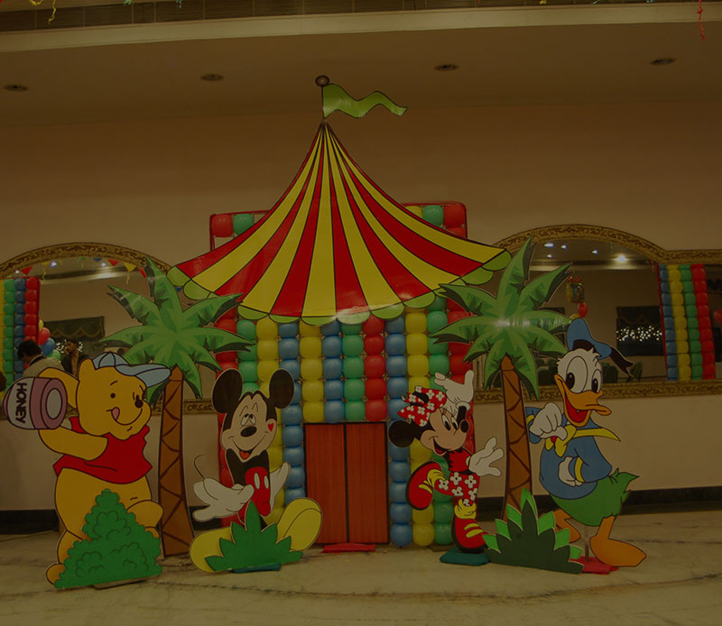 Disney theme party decoration ideas