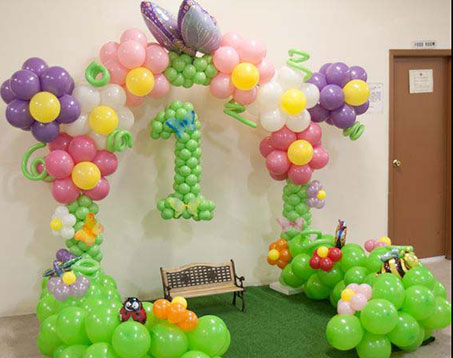 1st birthday party themes, first birthday party ideas, first birthday party planner, first birthday party organizer