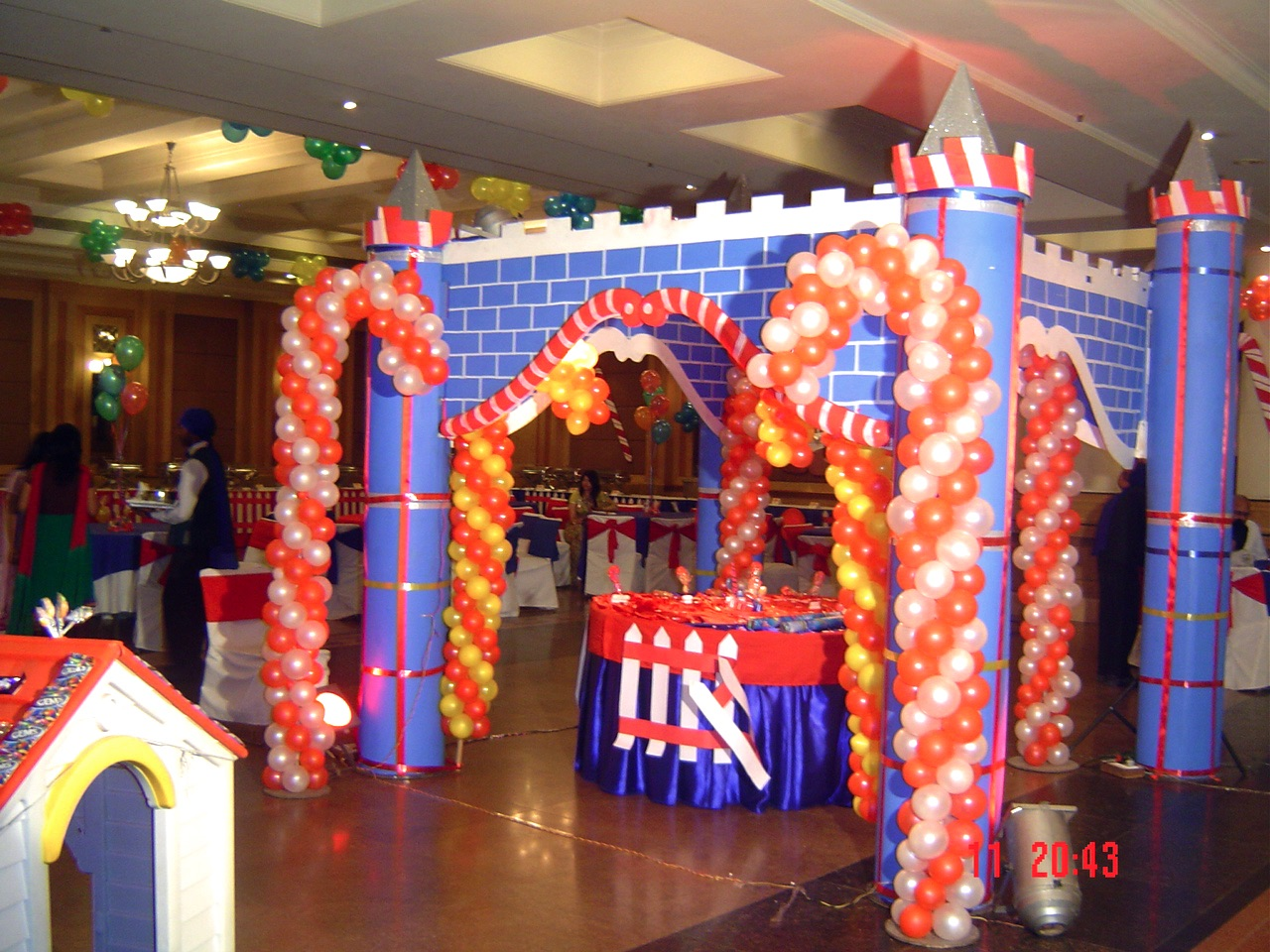 Candy land theme party planner in Delhi and Gurgaon, Candyland theme party organizer in Delhi and Gurgaon