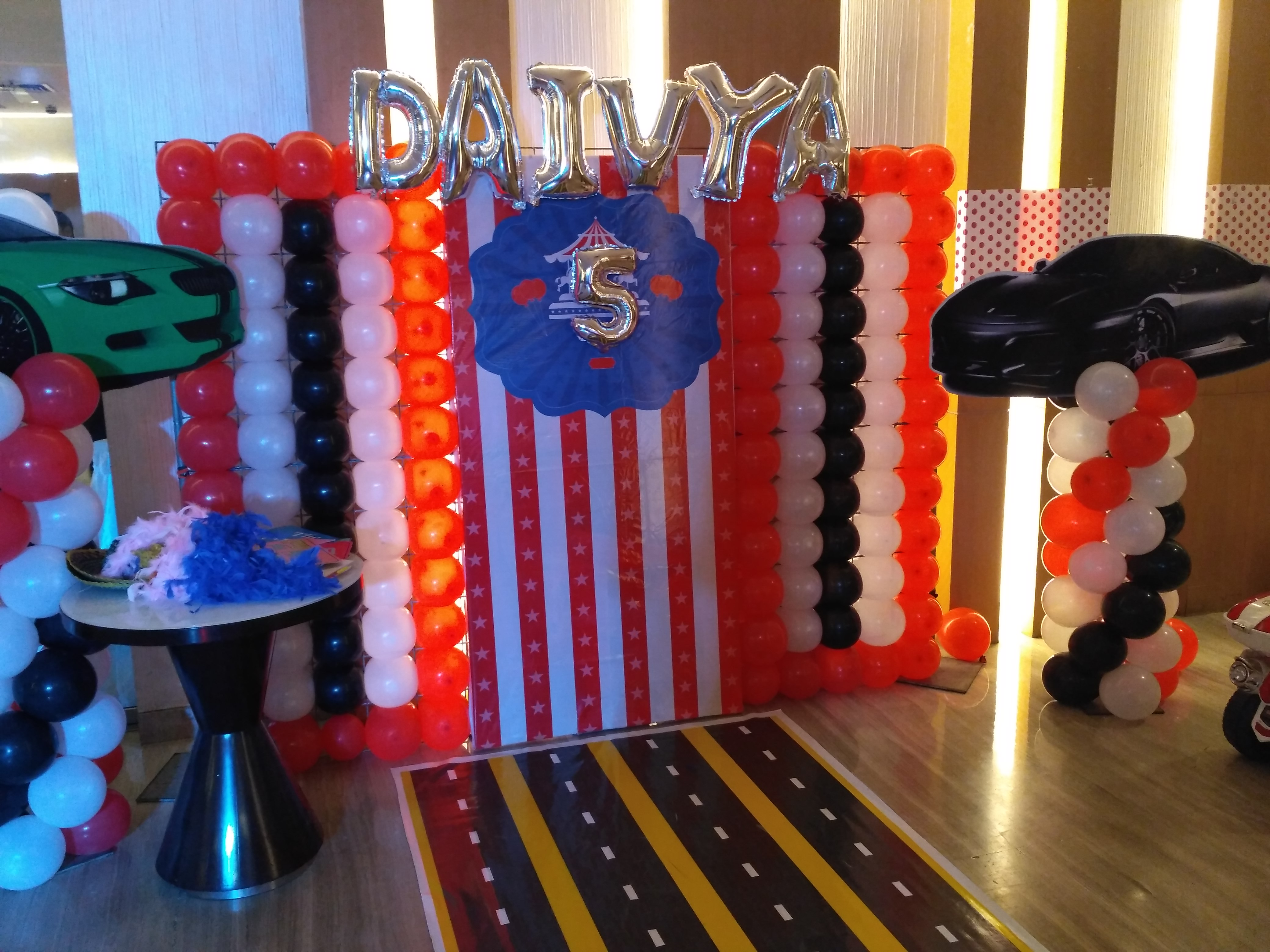 Cars Theme Party Ideas Decoration Birthday