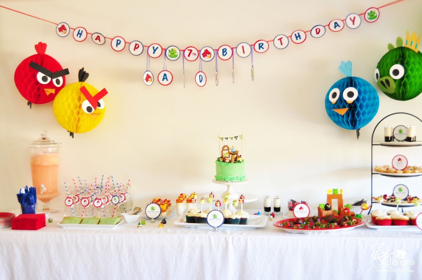 angry bird theme party ideas, Angry bird theme favours, Angry bird theme games