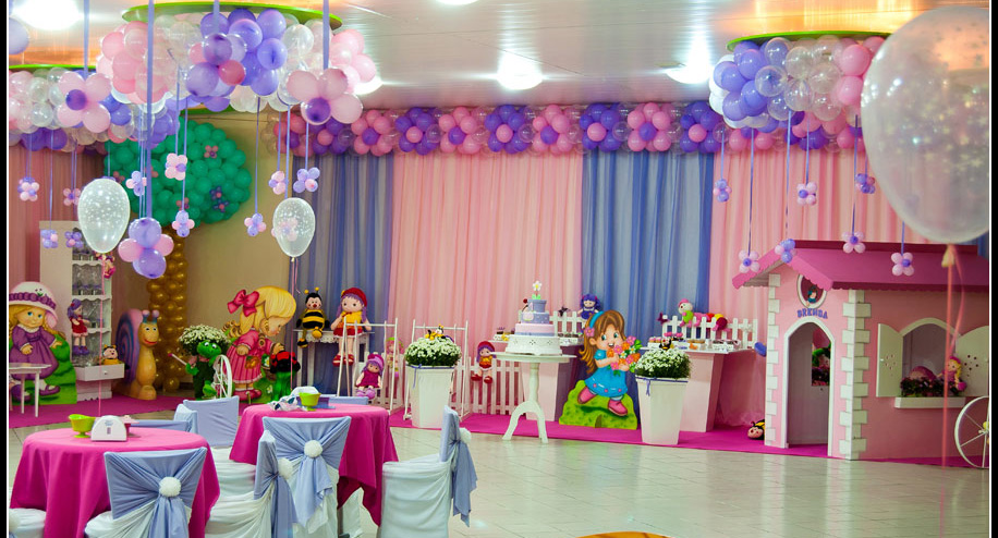 First Birthday Party Themes Ideas Planner
