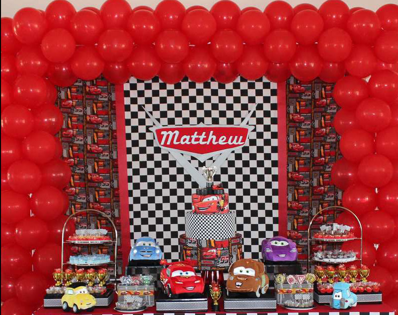 Cars Theme Party Planner Delhi Gurgaon Noida Birthday Planner