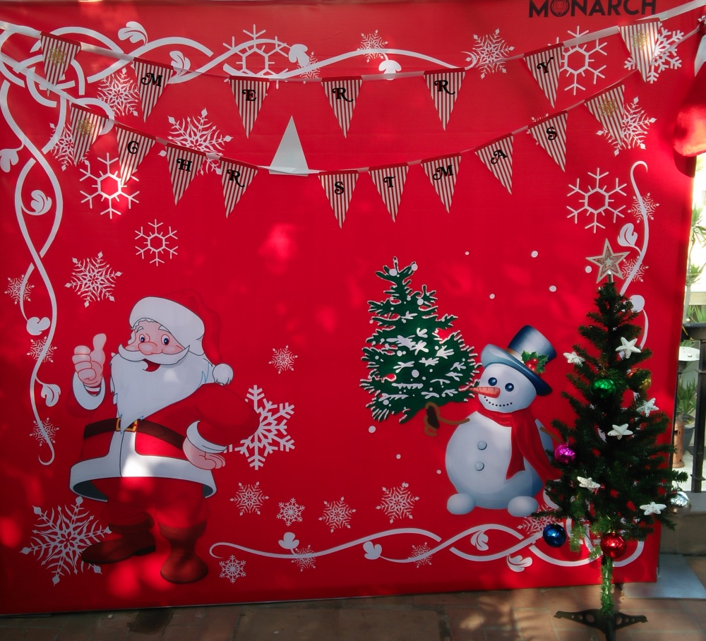 Christmas theme party planner in Delhi and Gurgaon, Christmas theme party organizer in Delhi and Gurgaon