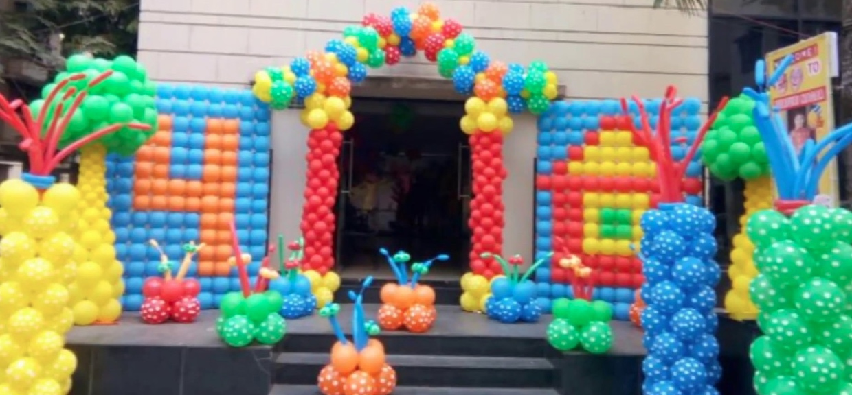Motu Patlu Theme party planner in Delhi and Gurgaon