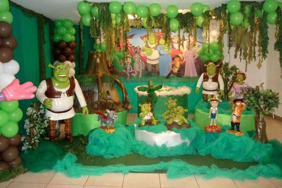 Shreak theme party planner in Delhi and Gurgaon, Shreak theme party organizer in Delhi and Gurgaon