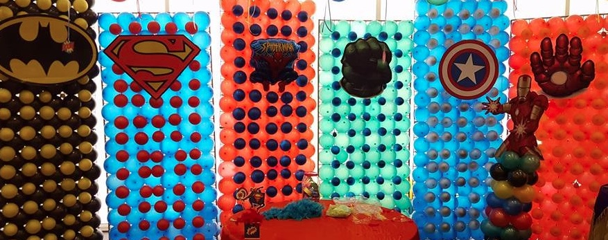 Super hero theme party planner in Delhi and Gurgaon, Super hero theme party organizer in Delhi and Gurgaon