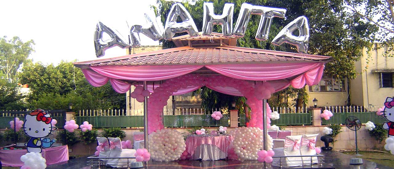 First Birthday Party Organizer in Delhi, Gurgaon, Noida and Faridabad