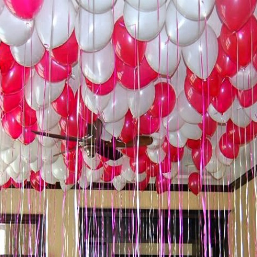 Helium gas balloons and decoration ideas in Delhi, Gurgaon and Faridabad