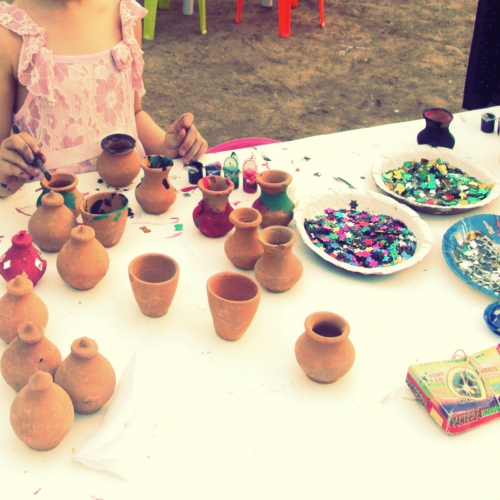 art and craft for birthday party n Delhi, Gurgaon and Faridabad