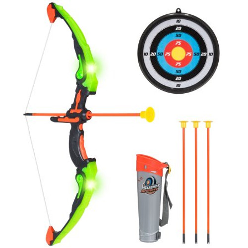 Bow & Arrow activity and game for birthday party and corporate events