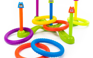 Ring the product game, Hoopla for birthday parties and corporate events
