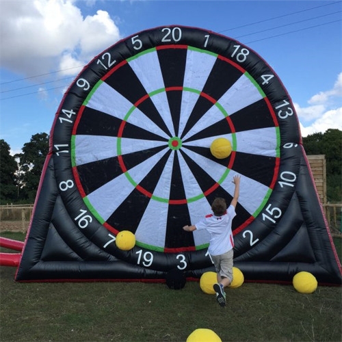 Foot dart activities for birthday parties and corporate events in Delhi , gurgaon and Faridabad