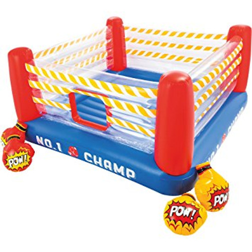 Inflatable Boxing for Rent in Birthday Parties and Corporate Events in Delhi, Gurgaon and Faridabad