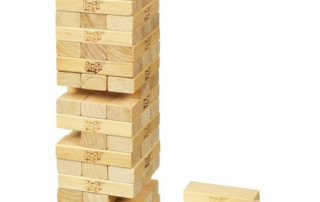 Jenga Game for Birthday parties and corporate events.