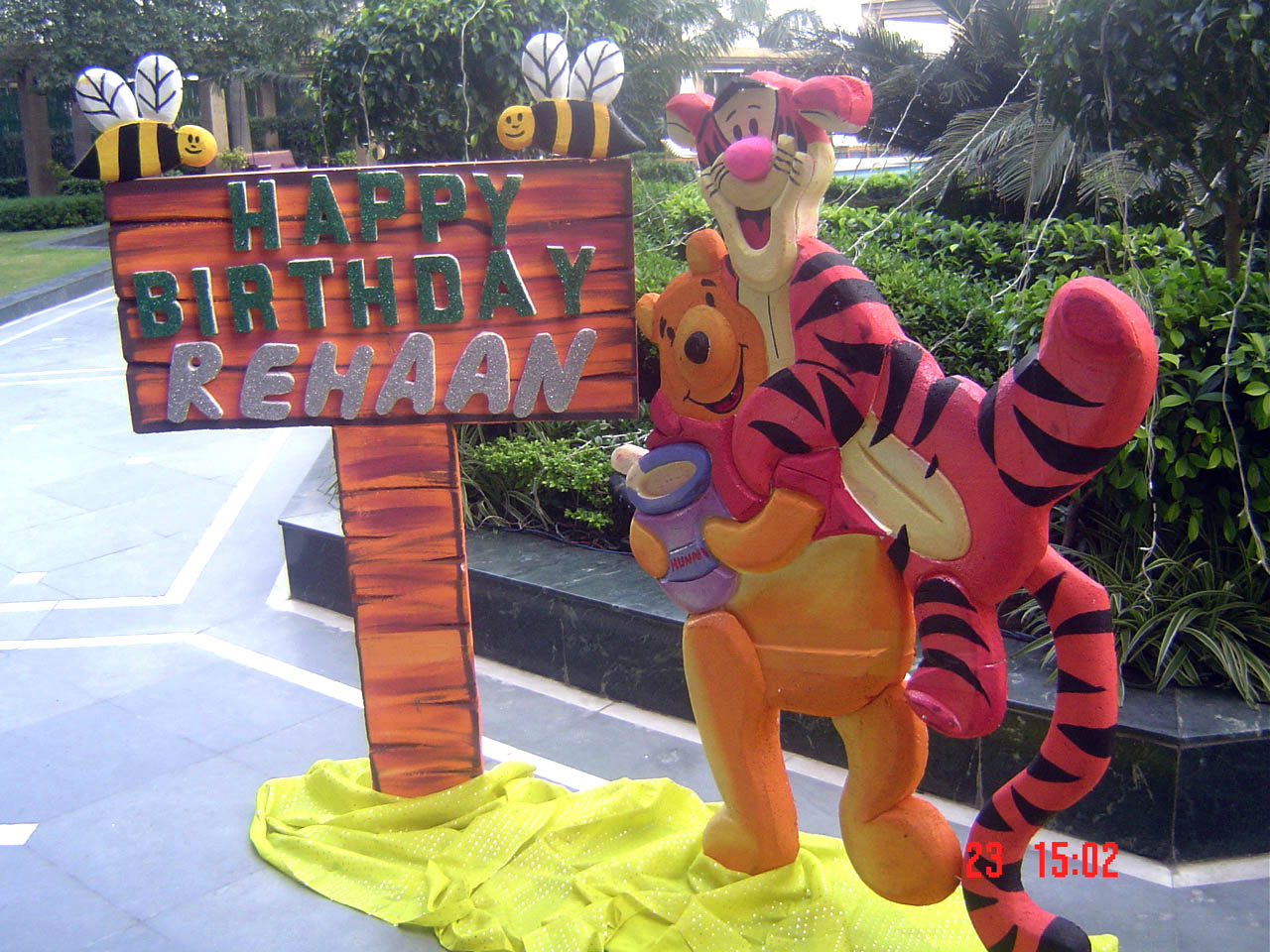 BIRTHDAY BOARD IDEAS FOR PARTIES in delhi, Gurgaon and Faridabad