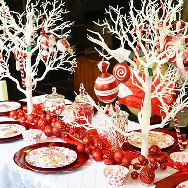christmas theme decoration ideas