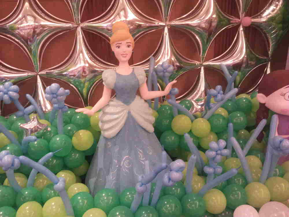 Princess theme party ideas and decorators - Birthday Organiser