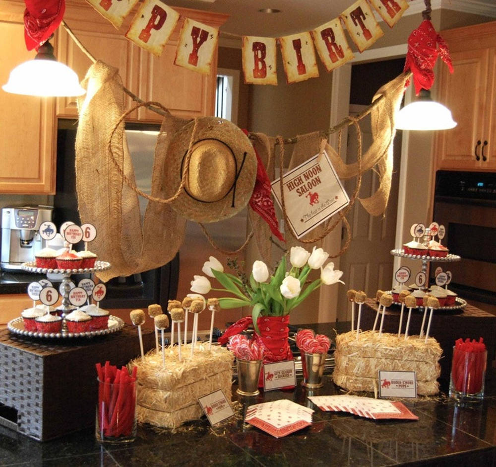 western party ideas and decorators