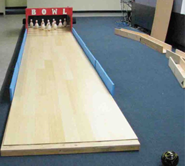 bowling-alley game for Corporate Events and Birthday Parties