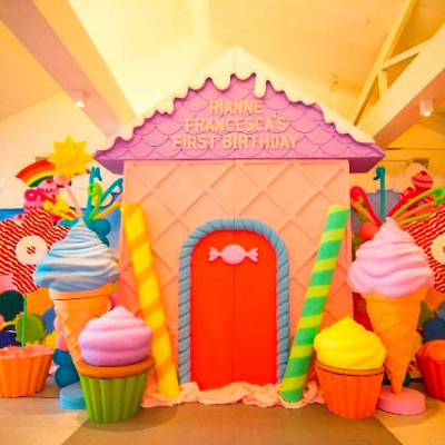 girls theme party ideas, Candyland theme party