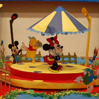 1st theme party ideas for girls, Disney theme party planner