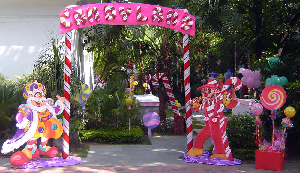 Candyland theme party ideas, candyland theme party planner, candyland theme party organizer, candyland theme party decorators