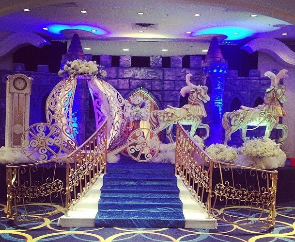 Cinderella theme party ideas, Cinderella theme party planners and Cinderella theme party decorators in Delhi and Gurgaon, Cinderella theme party organizers