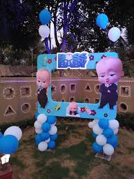 Boss Baby Theme Party Planner Delhi Gurgaon Birthday