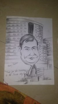 Caricature artists for parties