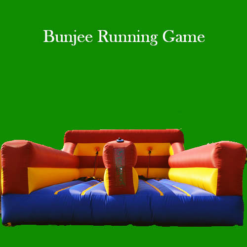 Bunjee run for corporate events