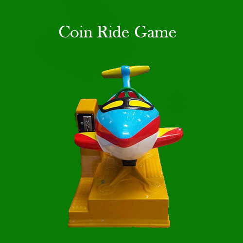 Coin Ride Game for corporate events