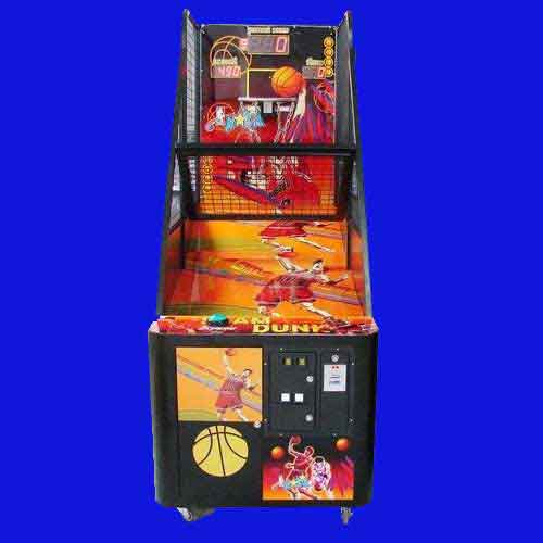 Electronic Basketball for corporate events