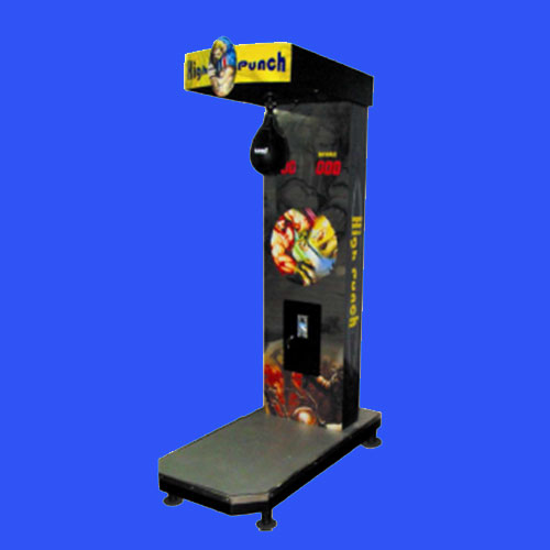 Punching Machine game for corporate events